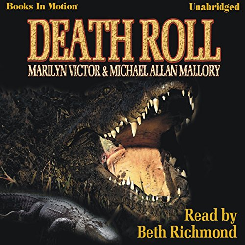 Death Roll audiobook cover art