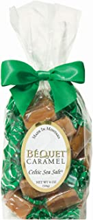 Béquet Caramel Celtic Sea Salt 8oz Gift Bag