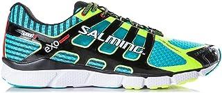 Salming Speed 5 Men's Shoes Ceramic Green/Black
