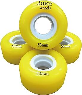 juice ソフトウィール 53mm Yellow