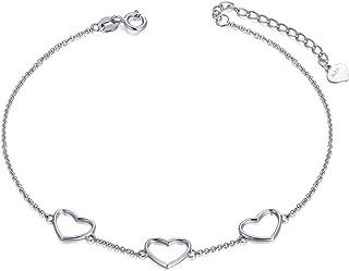 Best white gold herringbone bracelet Reviews