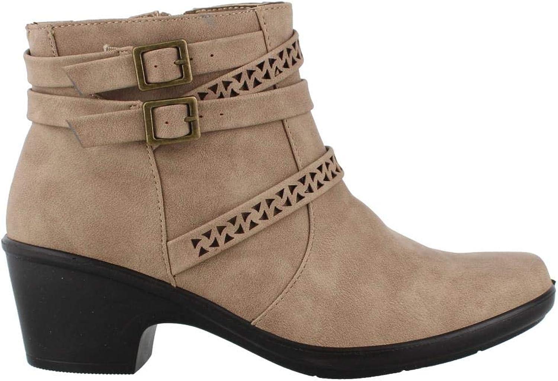 Easy Street Womens Denise Ankle Boot