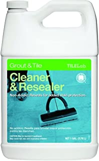 Grout and Tile Cleaner and Resealer TileLab 1 Gal.