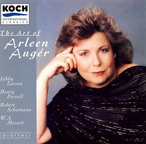 Arleen Auger (soprano); Members Of The St. Paul Chamber Orch. & Minnesota