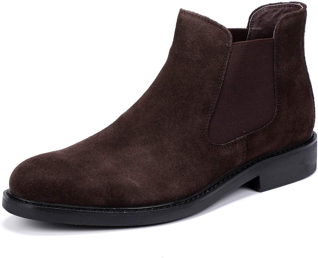 Rui Landed Chelsea Boot for Men Casual Easy-to-use Pull O sold out Outdoors Work