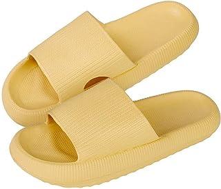 Chanclas Zapatos de baño Unisex Zapatillas Verano Interior Hogar Zapatillas de Ducha Antideslizantes Chanclas de casa Sand...