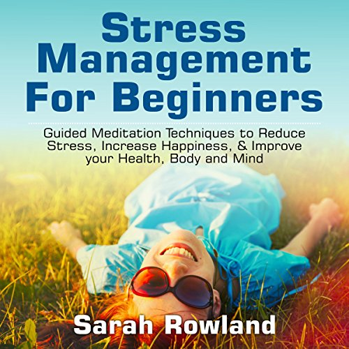 Stress Management for Beginners Titelbild