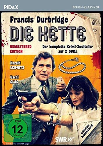 Francis Durbridge: Die Kette (Remastered Edition) (2 DVDs)