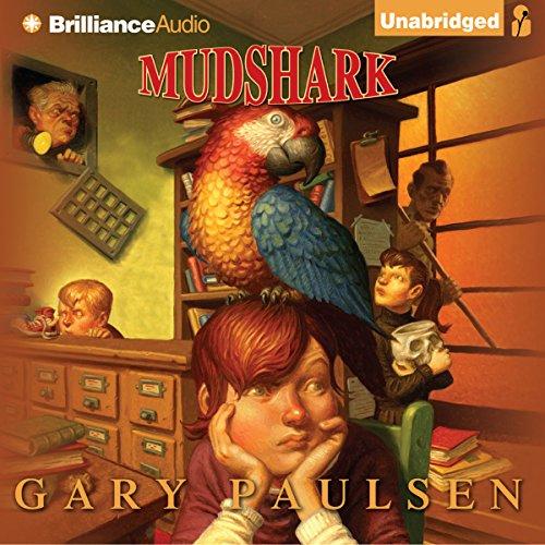 Mudshark audiobook cover art