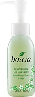 boscia MakeUp-BreakUp Cool Cleansing Oil – Natural Oil-Based MakeUp Remover