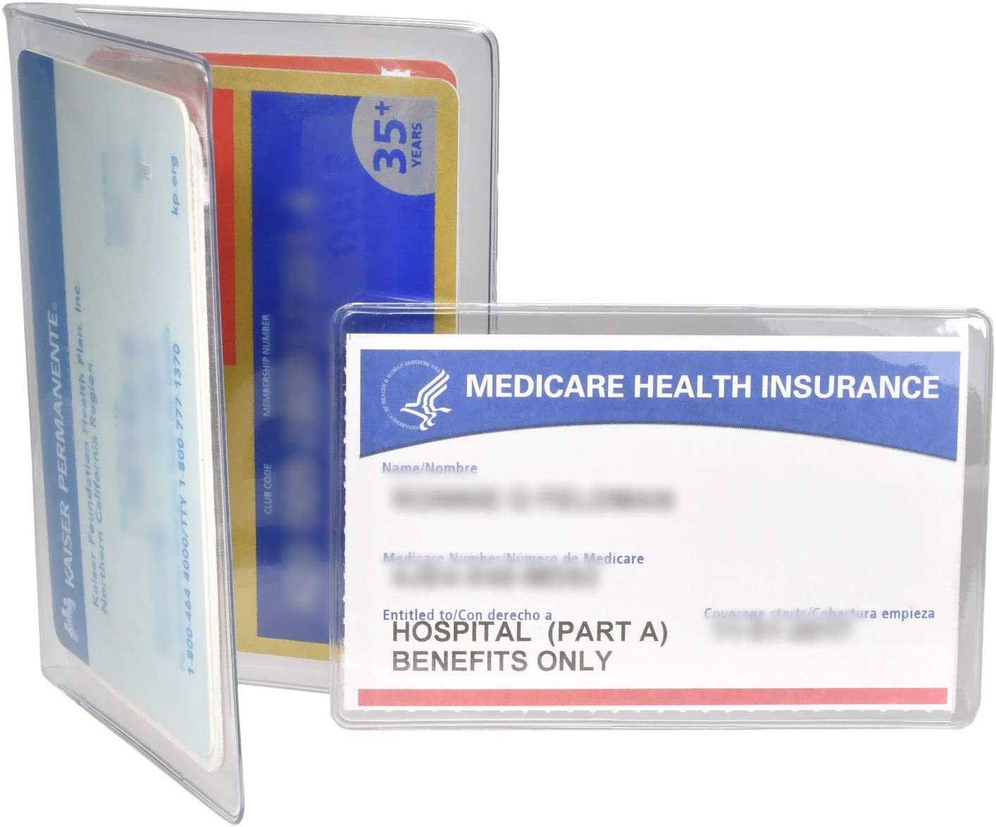 Medicare Regular dealer Combo 2 Wallets for Business Ho Credit with 3 Houston Mall and Cards