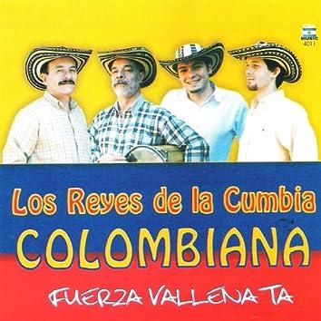 Los Reyes de la Cumbia Colombiana