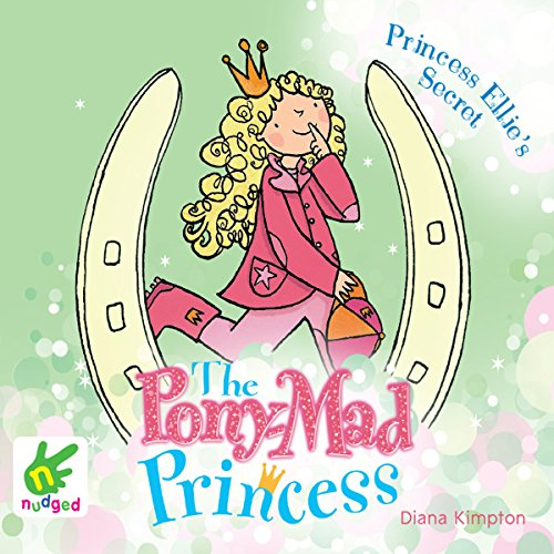 Princess Ellie's Secret audiobook cover art