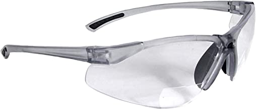 Radians C2-115 Bi-Focal Reading Safety Glasses with Clear 1.5 Lens (1 pack)