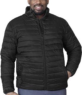 Duke D555 Mens Bastian Big Tall Padded Jacket