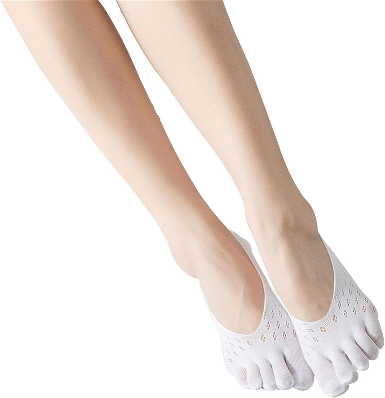 Aoliao Calcetines ortop/édicos de compresi/ón para mujer forro de corte ultra bajo con pesta/ña de gel transpirable