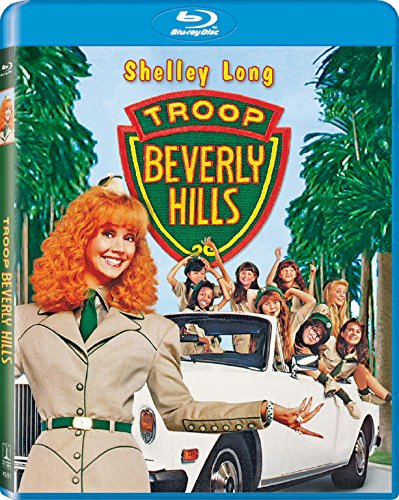 Troop Beverly Hills (1989) [USA] [Blu-ray]