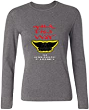 XIULUAN Women's Walk This Way Band The Autobiography of Aerosmith Long Sleeve T-shirt