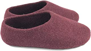 Classics High Back Artisan Wool Slippers