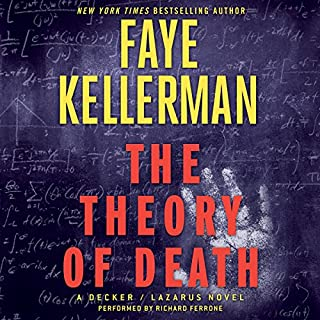 The Theory of Death audiobook cover art