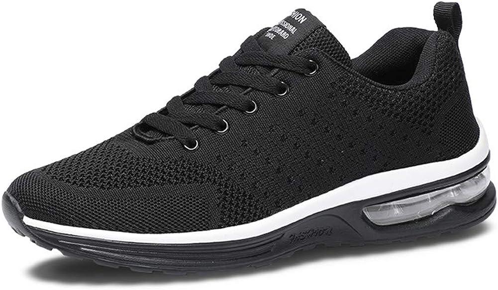Axcone Hombre Mujer Zapatillas de Correr Casual Aire Libre Deporte Fitness Zapatillas de Running para Deportivos Entrenamiento-Múltiples Colores 36EU-46EU