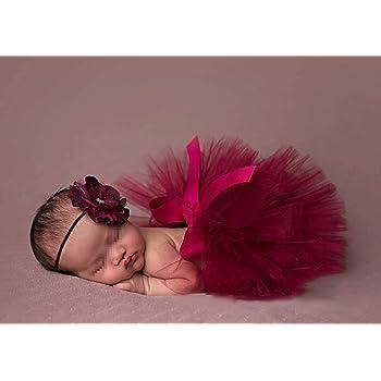 Tininna Baby Photography Prop Newborn Girls angelo ali di piume e fascia photo Prop accessori per capelli Gold