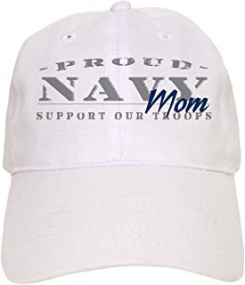 proud navy mom hat