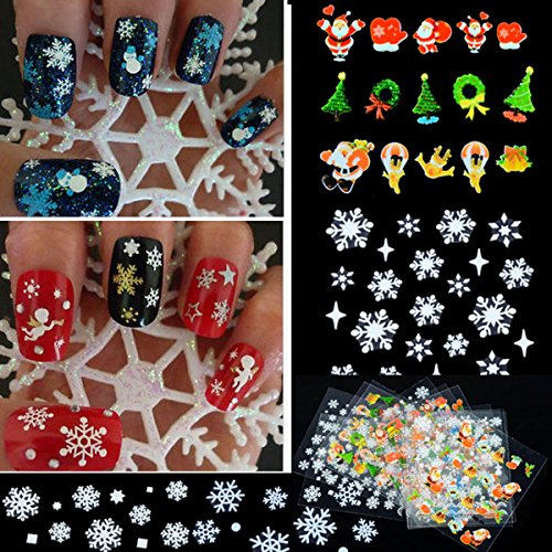 Nail Decals & Decorations
