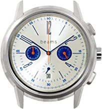 [wena project] wena wrist Chronograph Classic Silver head beams edition WNW-HC22/S