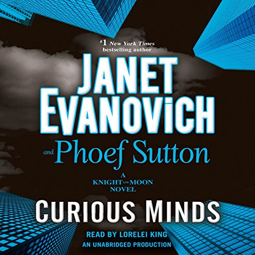 Curious Minds audiobook cover art