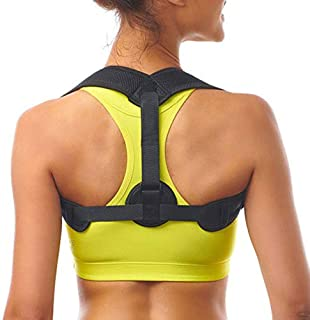 FairOnly Brace Support Belt Adjustable Back Posture Corrector Clavicle Spine Shoulder Lumbar Correction High Quality Creative Articles