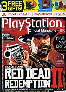 PlayStation Official Magazine - UK November 2018 - Red Dead Redemption II