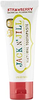 Sponsored Ad - Jack N' Jill Natural Toothpaste - Strawberry - 1.76 oz