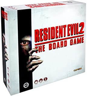 Steamforged Games Resident Evil 2: The Board Game Multi-colored