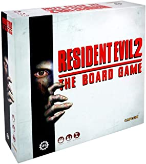 Juegos de Steamforge SFRE2001 Resident Evil 2: The Board Game, Multicolor
