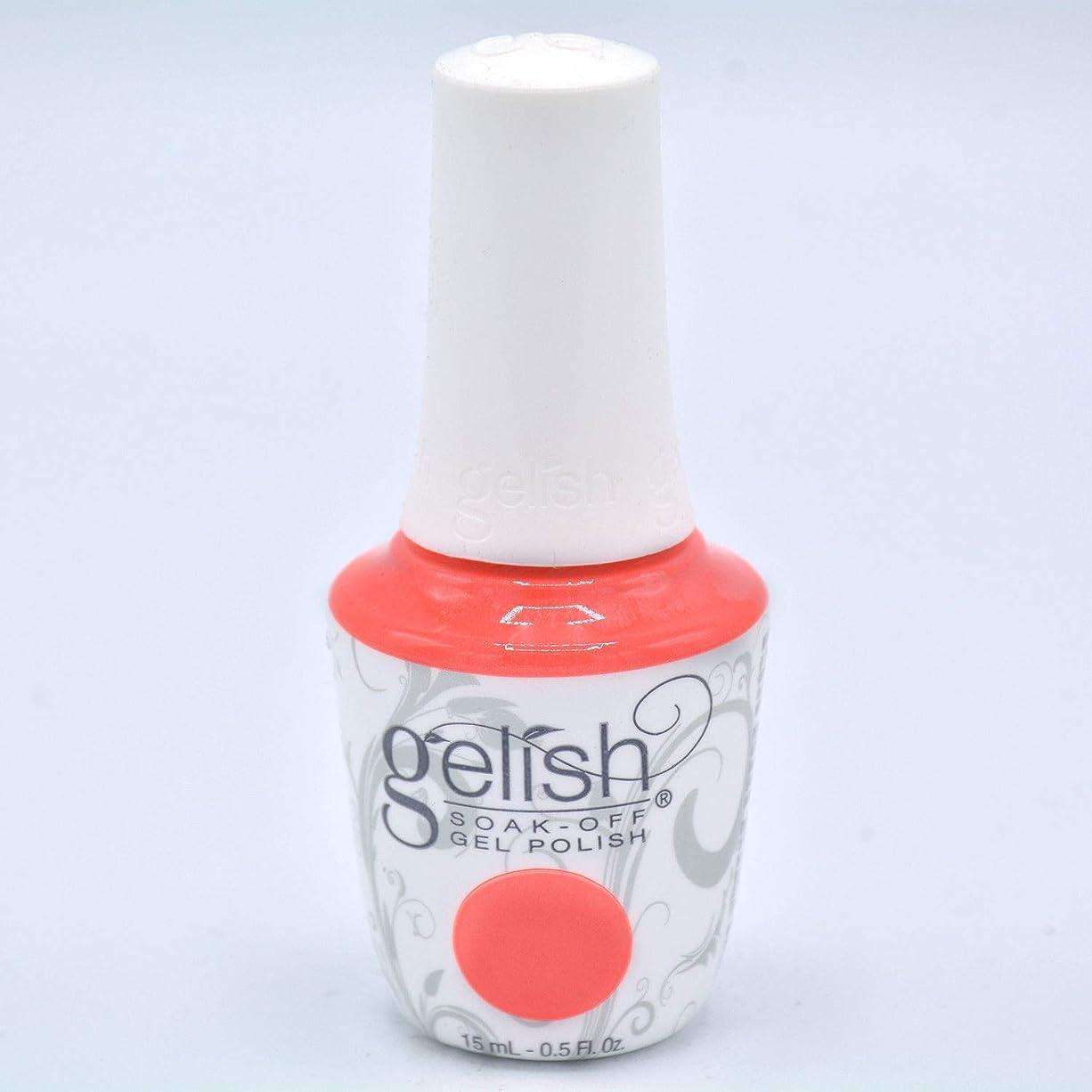 敬見る人ボーナスHarmony Gelish Gel Polish - Brights Have More Fun - 0.5oz/15ml