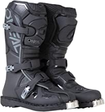 O`Neal 0332-109  Unisex-Child Dirtbike Boots (Black, 2)