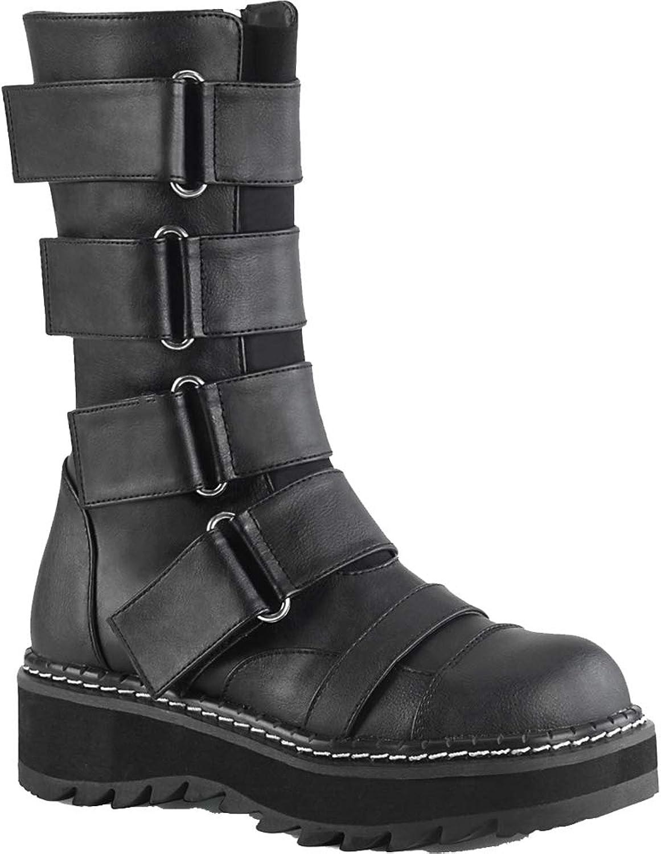 Demonia Womens LILITH-211 BVL Boots