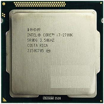 Intel Core I7-2700K I7 2700K 3.5 GHz Quad-Core CPU Processor 8M 95W LGA 1155
