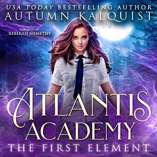 Atlantis Academy cover art