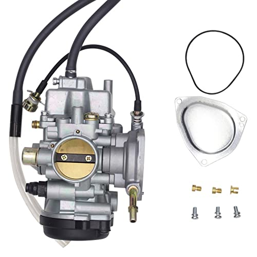 SUNROAD Replacement Carburetor for ATV for Yamaha 2000-2006 Big Bear Kodiak 400 & 2007