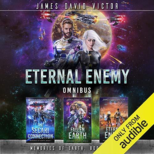 Eternal Enemy Omnibus cover art