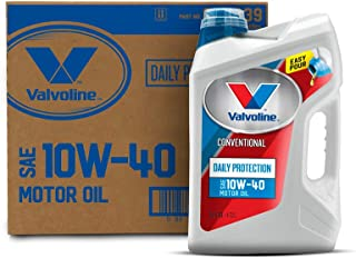 Valvoline 881157 Daily Protection Motor Oil 3 Pack