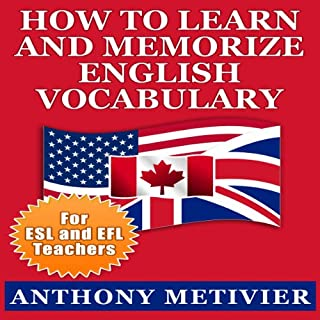 How to Learn and Memorize English Vocabulary Using a Memory Palace Specifically Designed for the English Language Titelbild