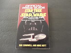 Official Price Guide to Star Trek Star Wars 1991 SC