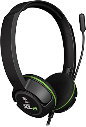 Headset Gamer Turtle Beach Ear Force XLA XBox 360 Amplified Stereo Sound