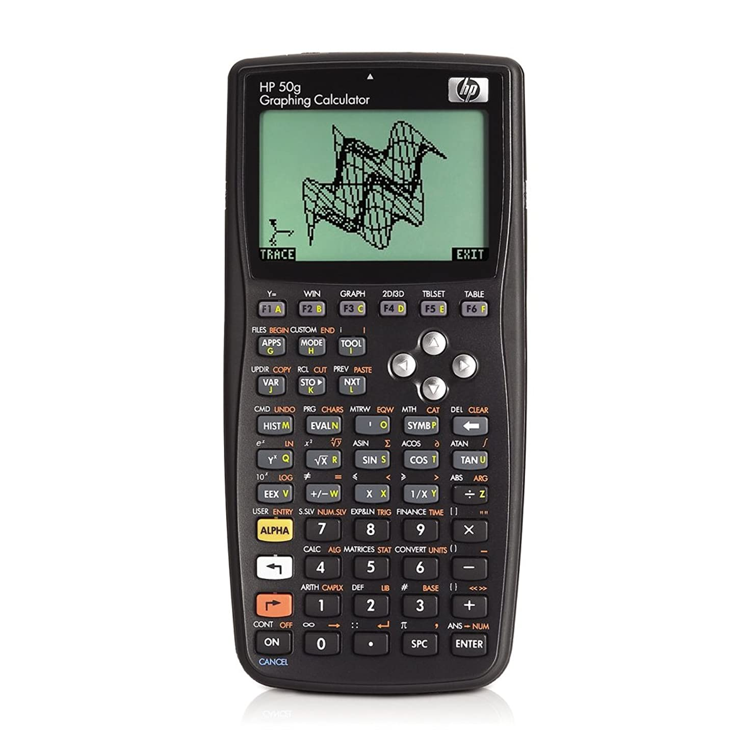 ロケットプリーツカプセルヒューレット?パッカード 50G グラフ電卓(測量、工学、数学、科学向け) 並行輸入品