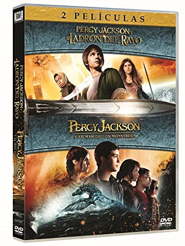 Duo -Percy Jackson 1 Y 2 [DVD]
