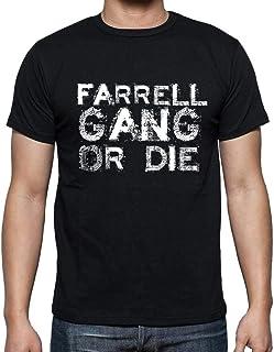 Ultrabasic ® Family Gang Or Die Men's T-Shirt Farrell