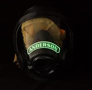 firefighter helmet name stickers
